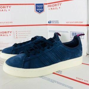 Mens Adidas Originals  Campus Shoes BZ0066 Size 5